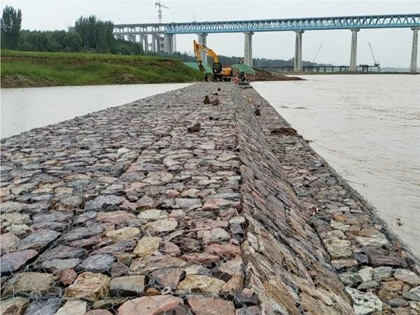 格宾石笼-防洪工程