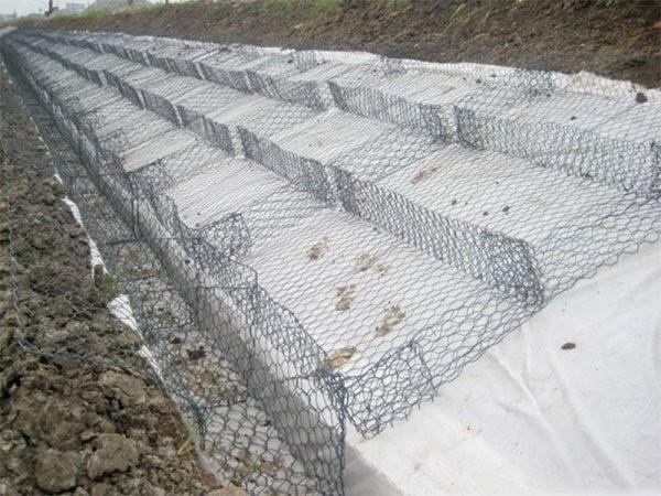 雷诺护垫-护坡工程
