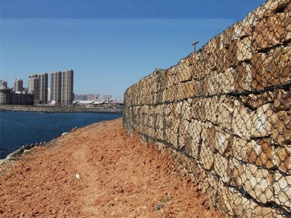 格宾网-挡墙工程